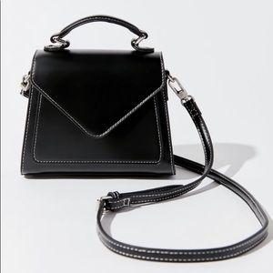 NWT Urban Outfitters Kendall Mini Trapezoid Bag